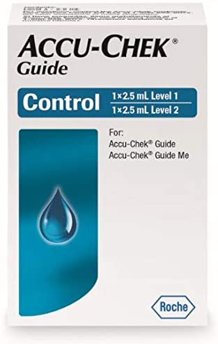 Accu-Chek Guide Glucose Control Solution