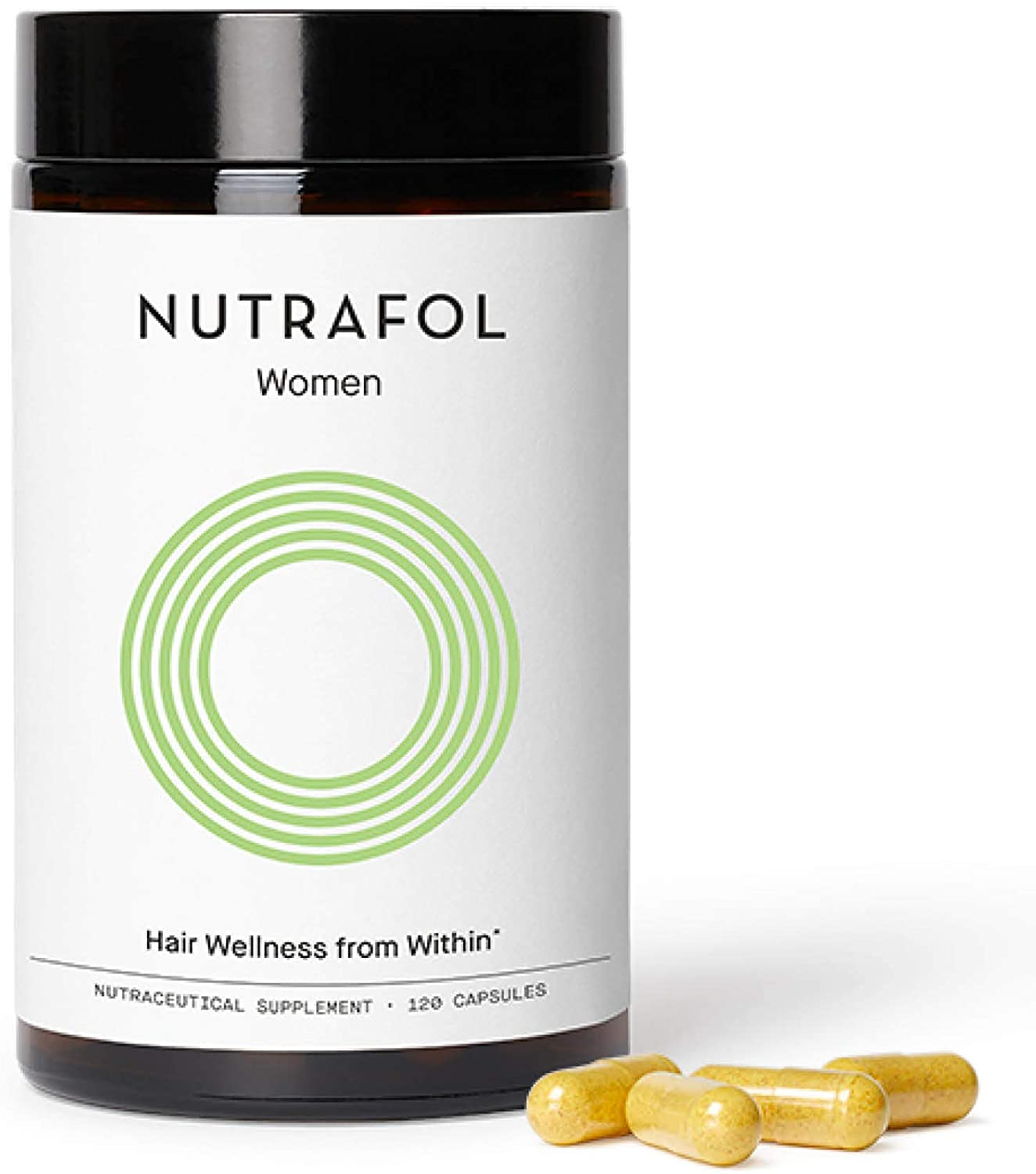 Nutrafol Women Hair Growth Supplement for Thicker, Stronger Hair