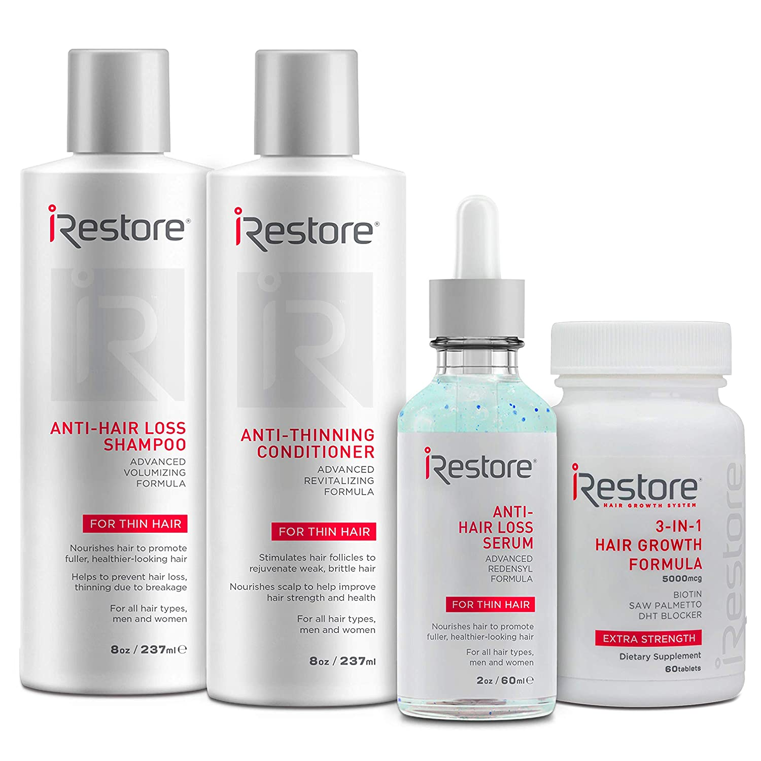 iRestore Max Growth Bundle