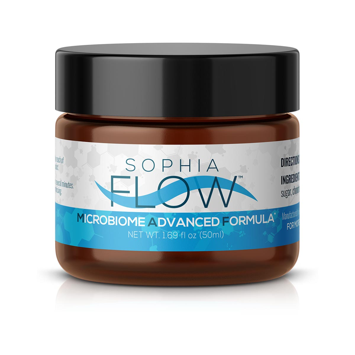 Sophia Flow Microbiome Advanced Formula