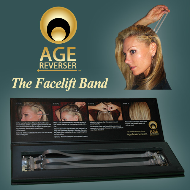 Age Reverser The Facelift Band