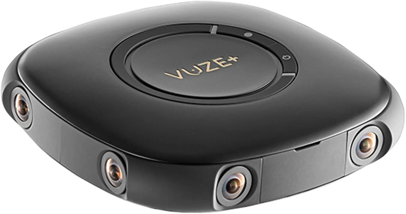 Vuze Plus 3D 360 Spherical VR 4K Camera