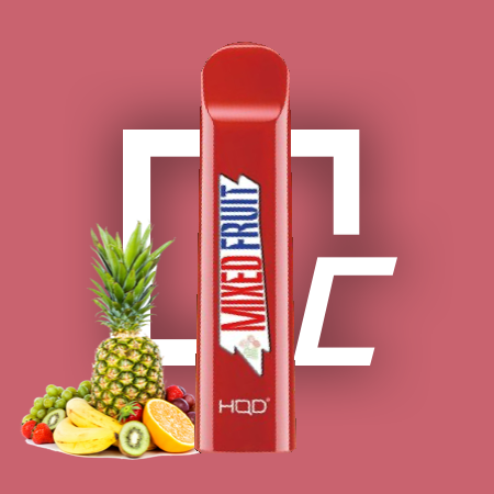 HQD Cuvie - Mixed Fruit