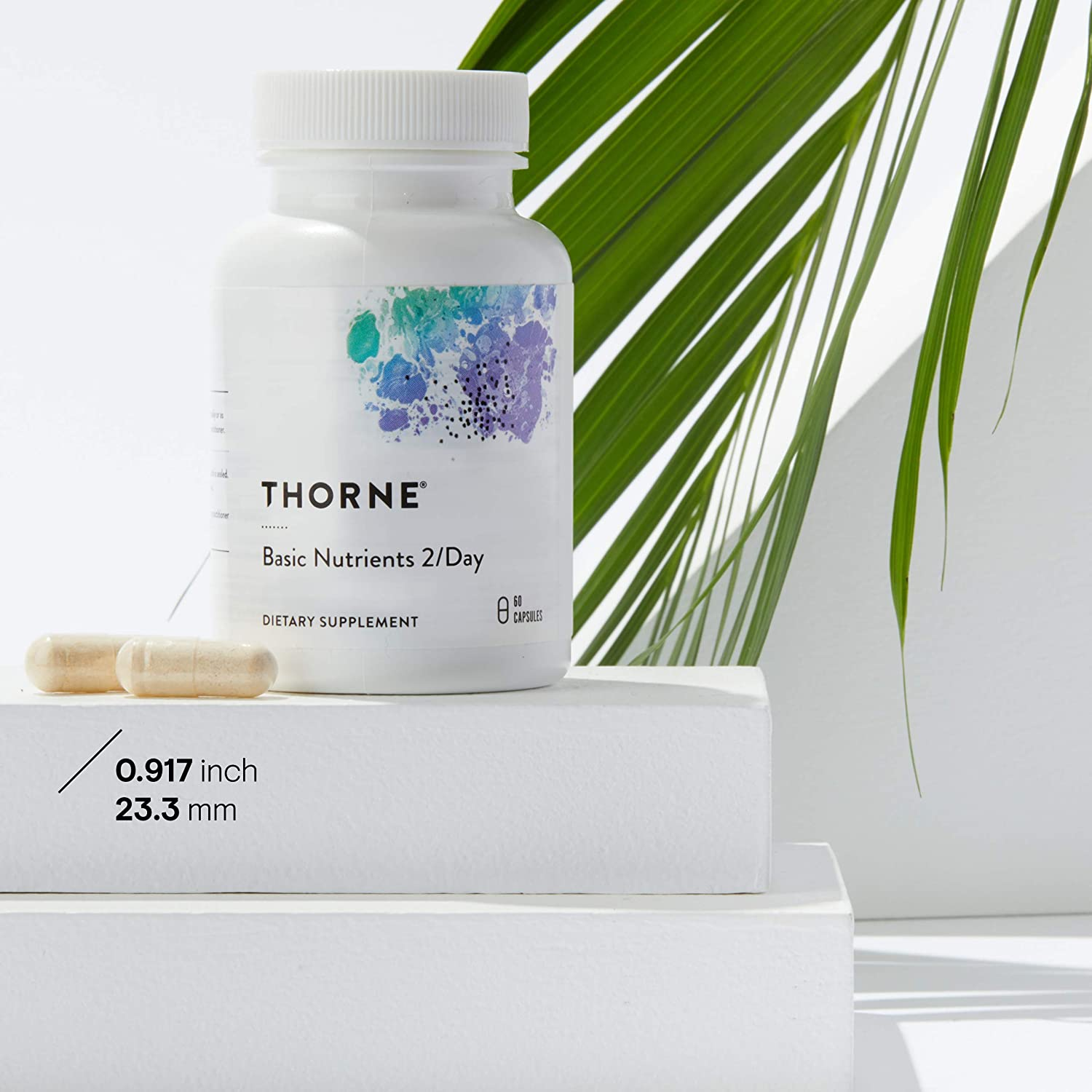Thorne Research Basic Nutrients 2 / Day - 60 Tablet