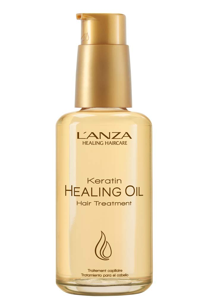 L'anza Keratin Hair Treatment Healing Oil