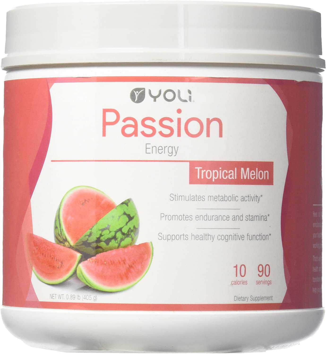 Yoli Passion Energy Drink