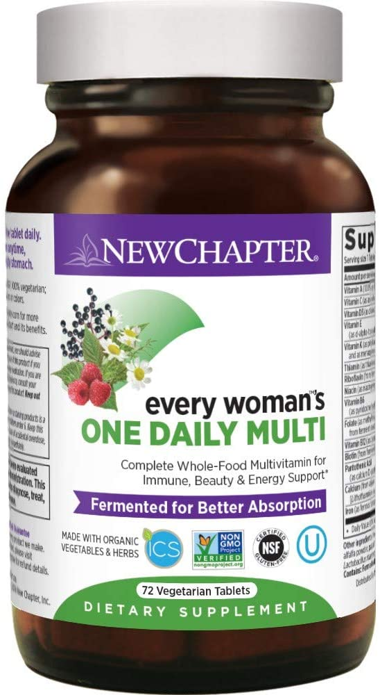 New Chapter Every Woman's One Daily - 72 Tablet