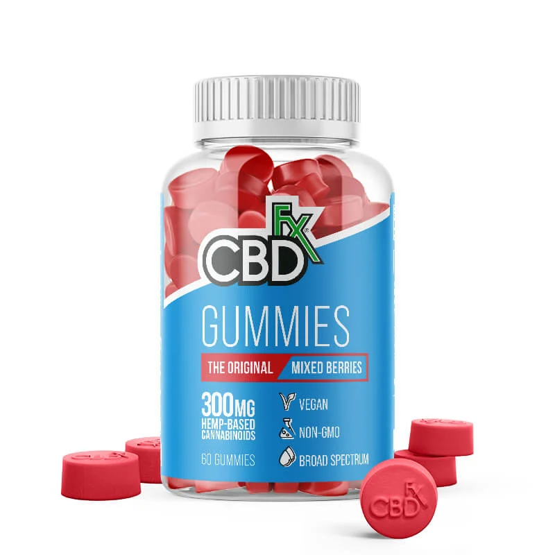 Cbd Gummy Bears 300 Mg