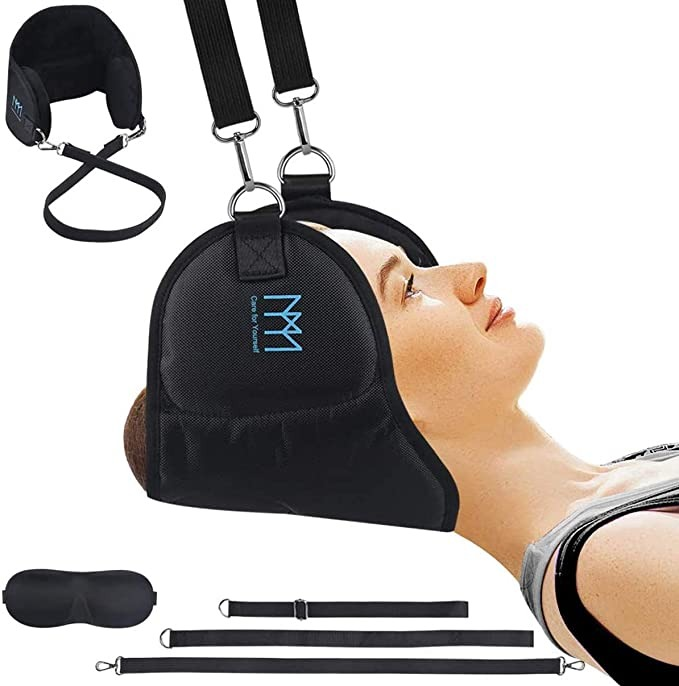Neck Head Hammock, Cervical Traction Device