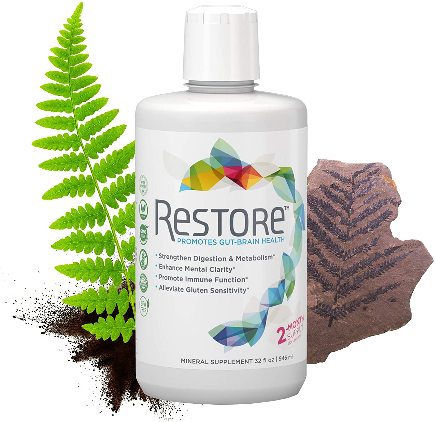 Restore Promotes Gut-Brain Health