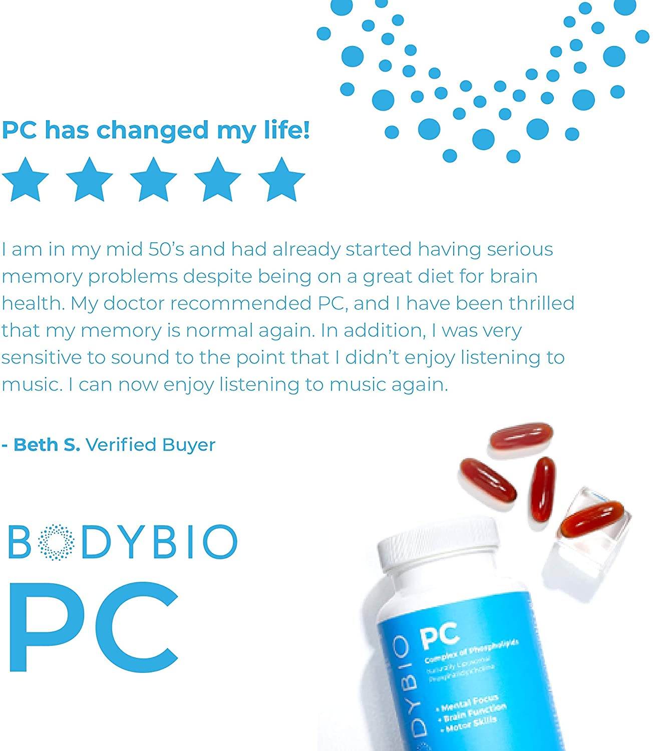 BodyBio PC - 8 oz