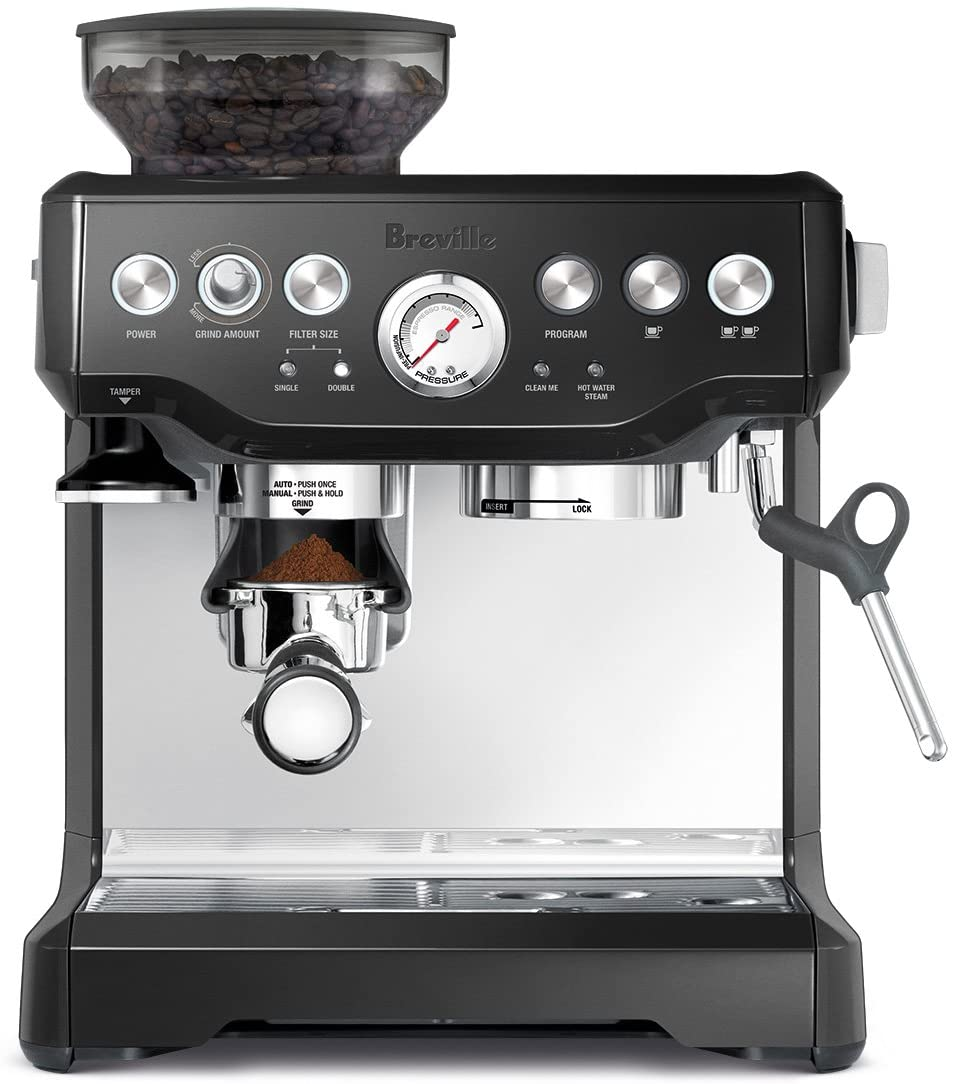 Breville BES870BSXL The Barista Express Coffee Machine