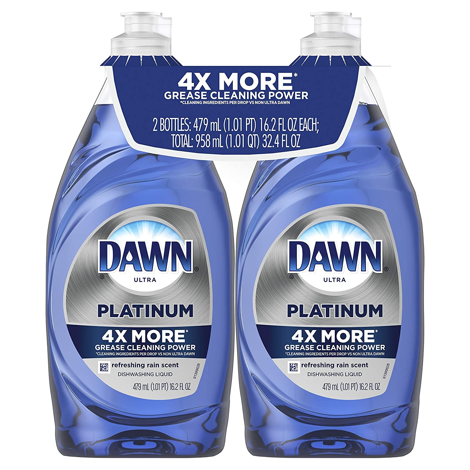 Dawn Platinum Dishwashing Liquid