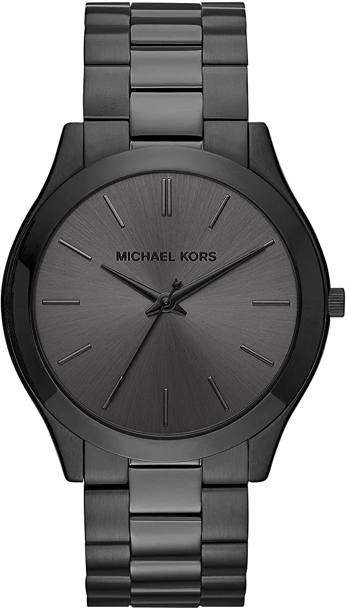 Michael Kors Slim Runway Stainless Steel Watch