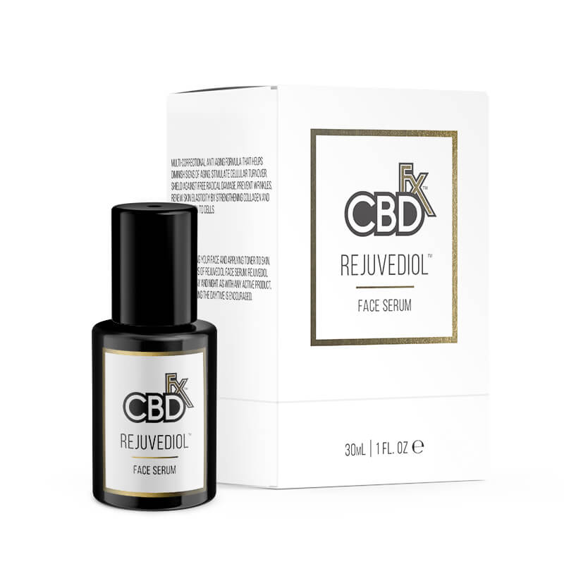 Cbd Face Oil Serum