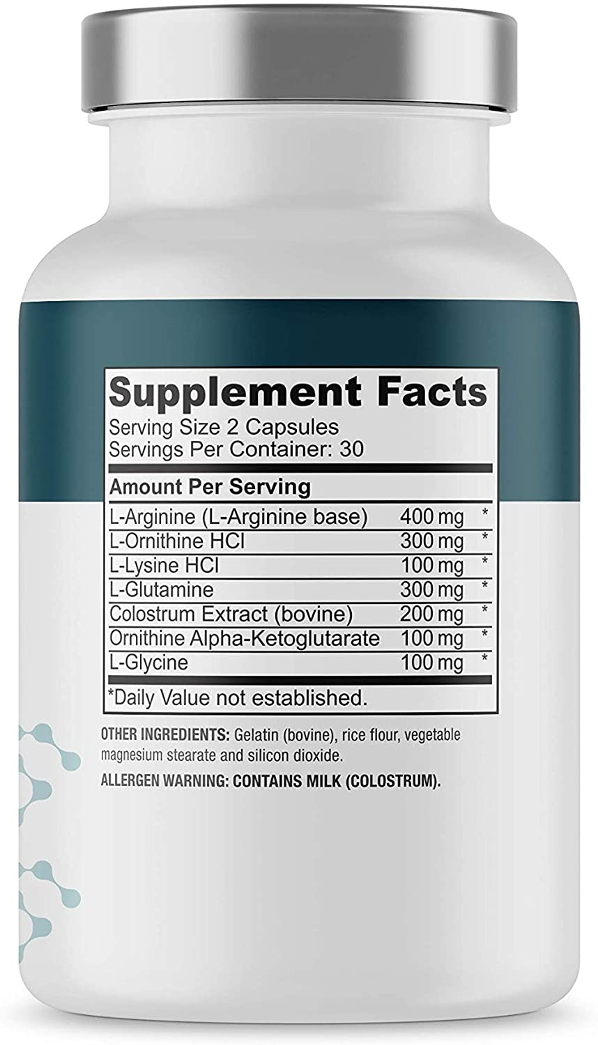 ViMulti Anti-Aging Natural Amino Acid Supplement - 60 Tablet
