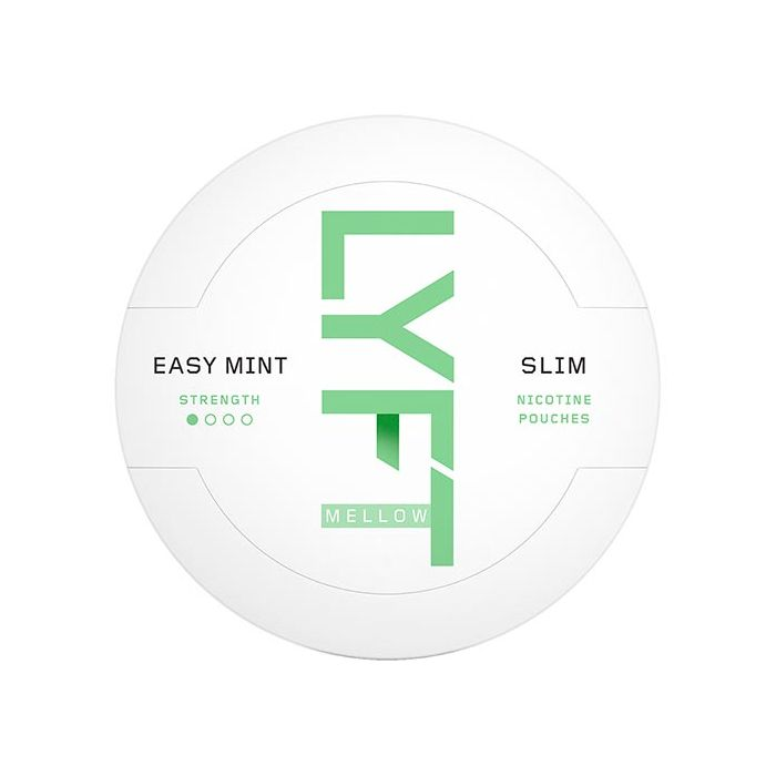 LYFT Snus Easy Mint Mellow