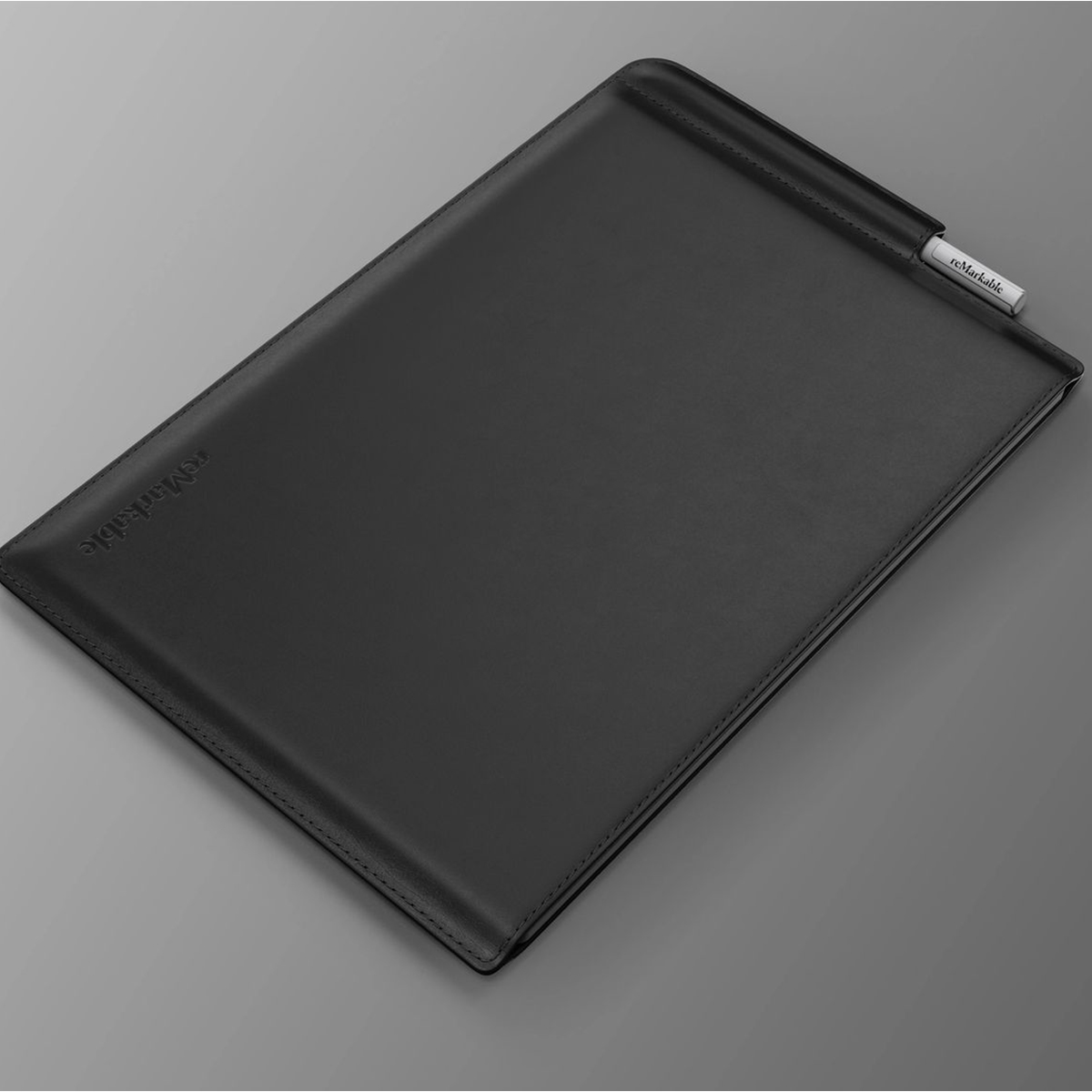 ReMarkable Book Folio Premium Leather Black
