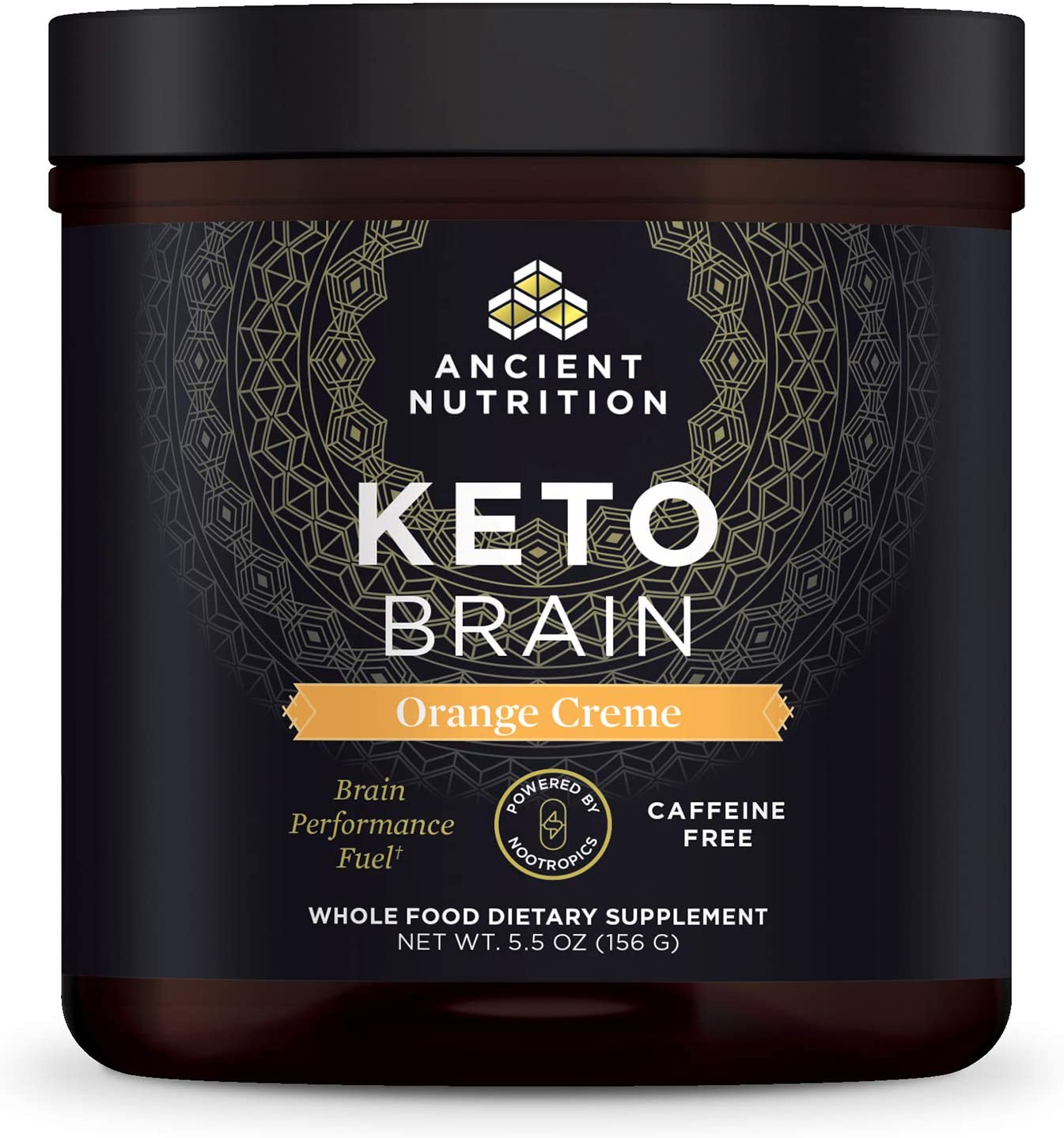 Ancient Nutrition Keto BRAIN - 20 Servis