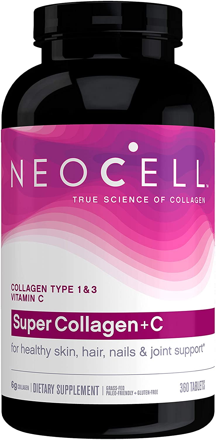 NeoCell Super Collagen with Vitamin C - 360 Tablet