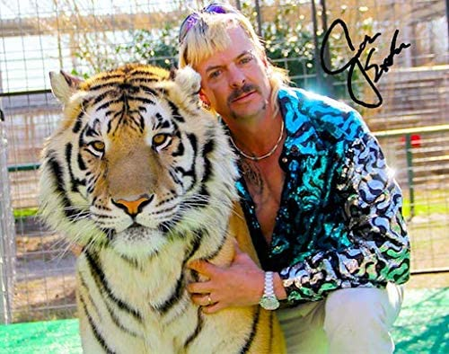 Joe Exotic The Tiger King Reprint Signed Autographed 11x14 Poster Photo