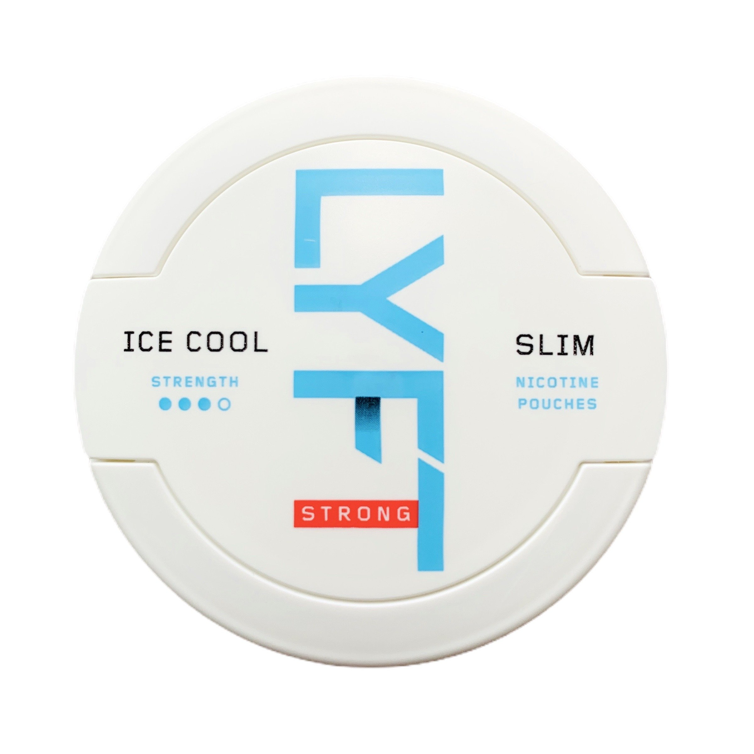 LYFT Ice Cool Mint Slim Strong
