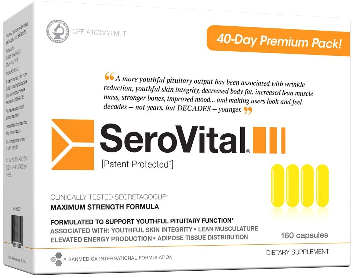 SeroVital - 160 Tablet